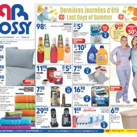 Rossy - Weekly - Last Days Of Summer Flyer