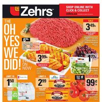 Zehrs - Weekly - The Oh Yes We Did! Event Flyer