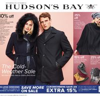 - Weekly - The Cold-Weather Sale Flyer