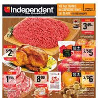 Your Independent Grocer - Weekly Flyer