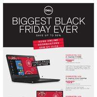 Dell - Biggest Black Friday Ever Flyer