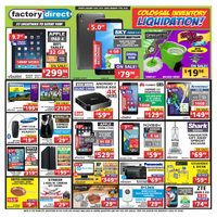 - Weekly - Colossal Inventory Liquidation!  Flyer