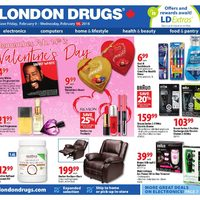 - 6 Days of Savings - Valentine's Day Flyer