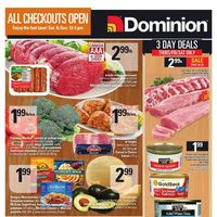 Dominion - Weekly Flyer