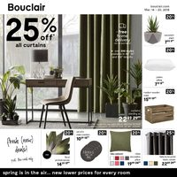 Bouclair - Weekly Flyer
