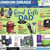 - 6 Days of Savings - Great Gifts for Dad Flyer