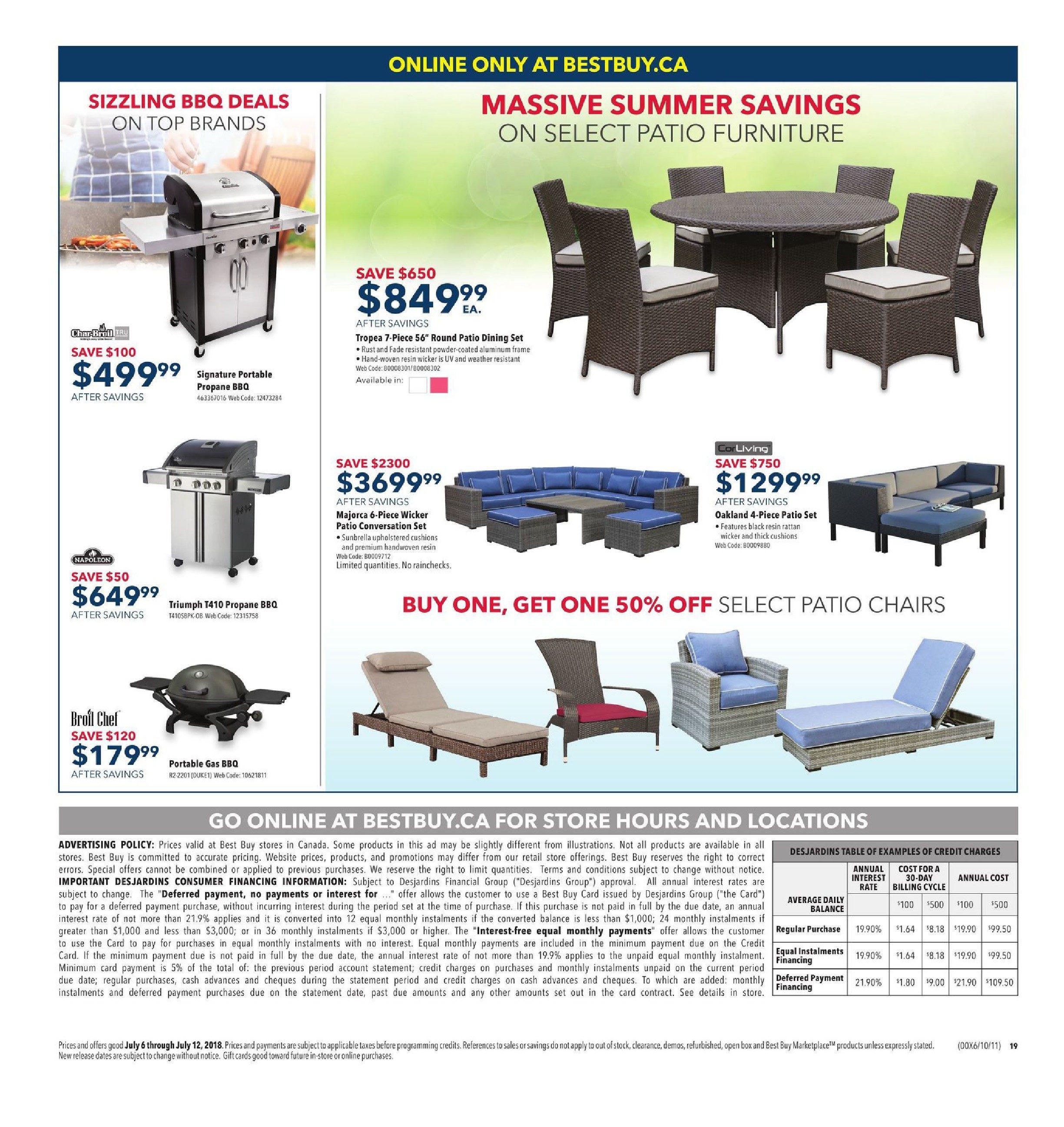 Best Buy Weekly Flyer Hot Tech At Even Hotter Savings Monitor Asus Vp247qg Gaming 236 Full Hd Tn 1ms 75hz Freesync Speaker Jul 6 12