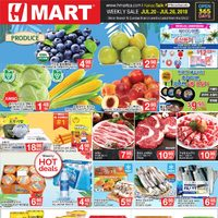 H-Mart - Weekly Specials Flyer