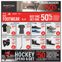 Sport Chek - 6 Days of Savings Flyer