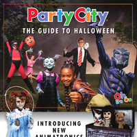 Party City - The Guide to Halloween Flyer