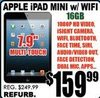 Apple iPad Min w/ Wifi