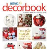 - Decorbook - Holiday Magic Starts With Believing Flyer