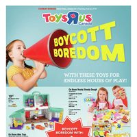 - 2 Great Weeks! - Boycott Boredom Flyer