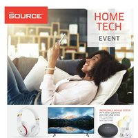 - 2 Weeks of Savings - Home Tech Event Flyer
