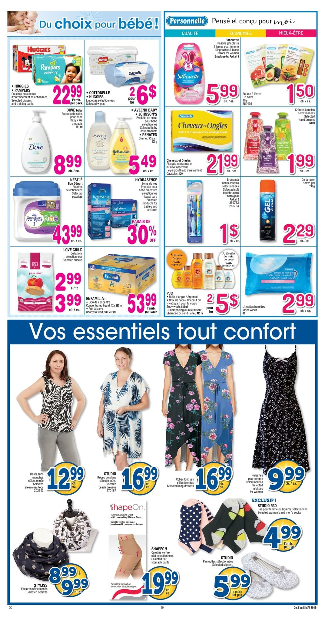 Jean Coutu Weekly Flyer Weekly May 2 8 Redflagdealscom