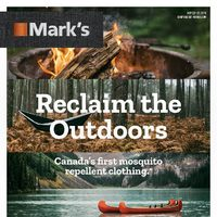 Mark's - 6 Days of Savings - Reclaim The Outdoors Flyer