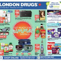 - 6 Days of Savings - Get Ready For Summer Savings Flyer