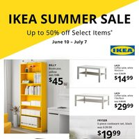 IKEA - Summer Sale Flyer