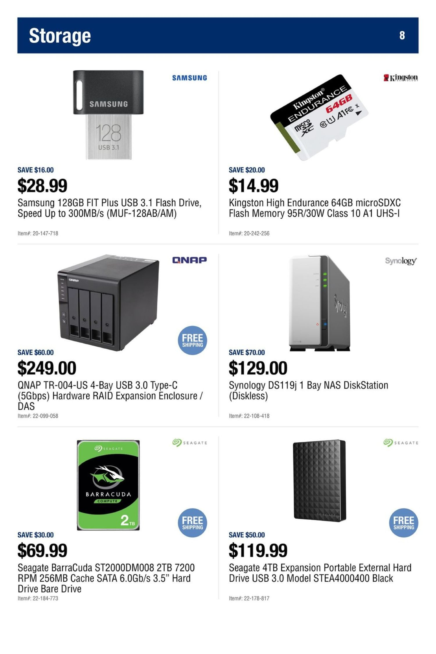 Newegg Weekly Flyer - Get Smart For School - Aug 9 – 15