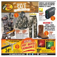 Bass Pro Shops - Gear-Up Sale! Flyer