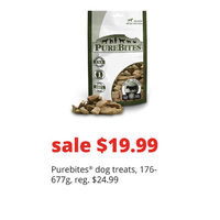 Purebites Dog Treats