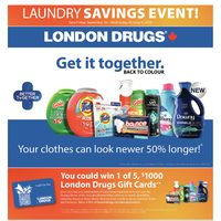 - Laundry Savings Event! Flyer
