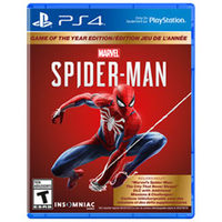 PlayStation Spider-Man Game of the Year Edition/Days Gone PS4