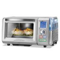 Cuisinart 0.6-Cu Ft Combo Steam + Convection Oven