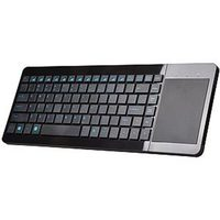 Gravitti Wireless Keyboard With Touchpad
