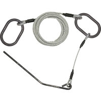 Pro.Point Log Choker With Tow Rings And Stake