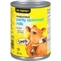 No Name Evaporated Milk Or Gold Seal Sardines