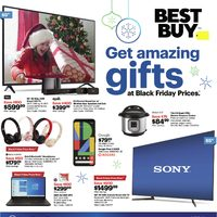- Weekly - Get Amazing Gifts At Black Friday Prices Flyer