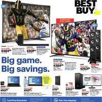 - Weekly - Big Game. Big Savings. Flyer