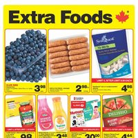 Extra Foods - 6 Days of Savings  Flyer