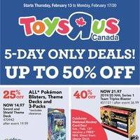 - 5-Day Only Deals! Flyer