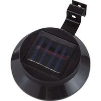 LED Solar Gutter Light