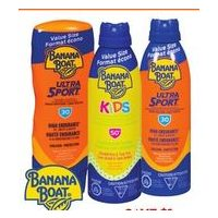 Banada Boat Sunscreen