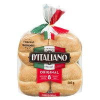 Wonder, Country Harvest or D'Italiano Bread, Buns, Bagels, English Muffins & Tortilla Wraps