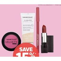 Marcelle Face or Lip Cosmetics