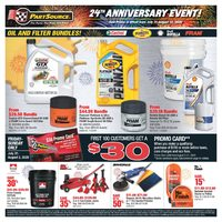PartSource - 24th Anniversary Event! Flyer