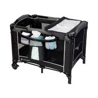 Baby Trend -Level Playard With Changer And Diaper Station
