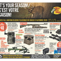 Bass Pro Shops - It's Your Season! Flyer