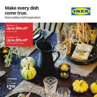 IKEA - Kitchen Event Flyer