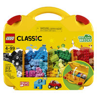Lego Creative Suitcase Building Set