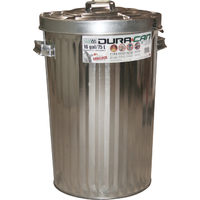 75 Litre Garbage Can With ShureLock Lid