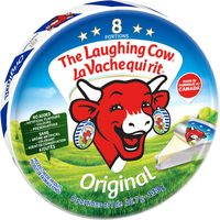 The Laughing Cow Cheese Or Mini Babybel