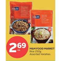 M&M Food Market Rice