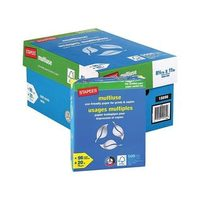 Staples 5000 Sheets/ Case