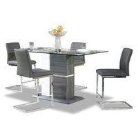 5-Pc. Nyle Counter Height Dining Package