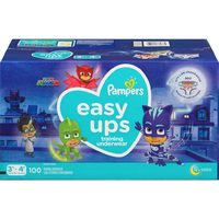 Huggies Pull-Ups Or Pampers Easy Ups Training Pants
